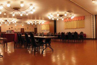 0 Banquet Hall