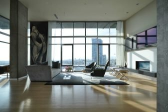 0 Penthouse Living Room