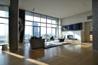 1 Penthouse Living Room 1