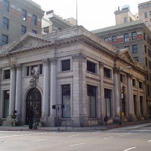 Bank Exteriors