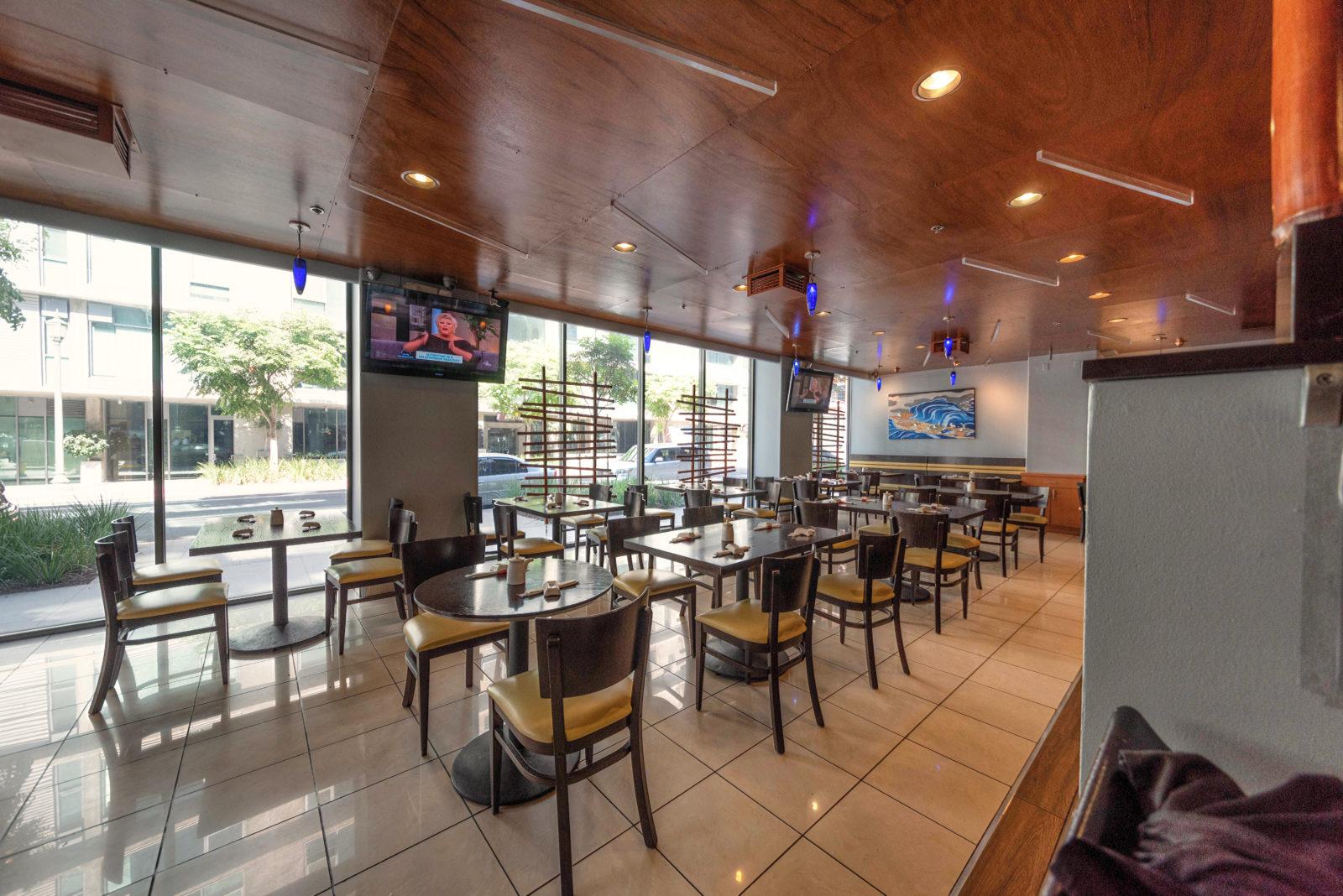 Dtla Sushi Restaurant Wynn Locations Film Locations